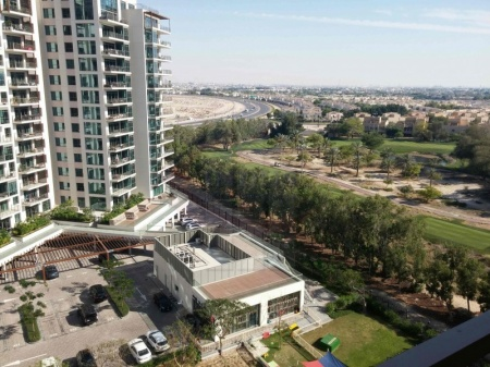Vacant Unit! 1BR with Partial Golf Course View