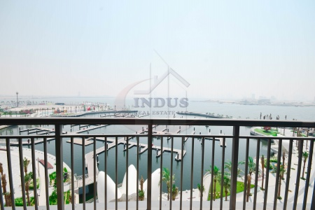 Vacant and Brand New 1BR | Sea and Creek Views