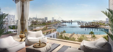 Waterfront Apartments|5% Book|50% DLD off