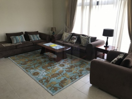 Well-Maintained and Furnished 4BR w/ Balcony