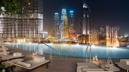 World Class and Most Luxurious Penthouse by Emaar
